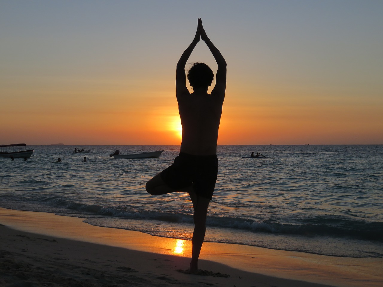 How to Relax With the Sun Meditation pictures